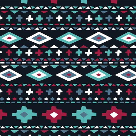 Zoom - Aztec Bandanna