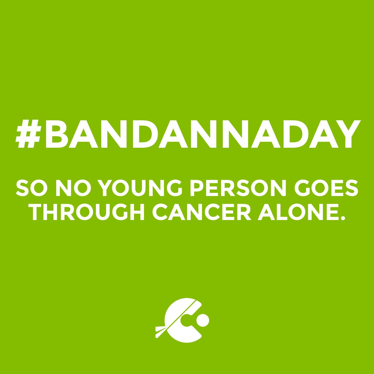 #bandannaday